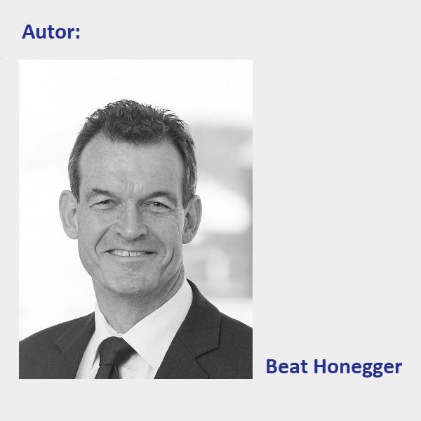 Portraitbild des Autors Beat Honegger